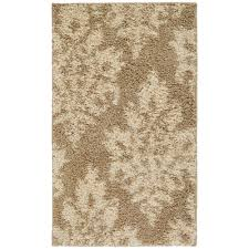 home decorators collection meadow damask neutral 5 ft x 8 ft area rug