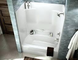 aker tub shower units one piece bathtub shower combo jetted tub whirlpool inspiring