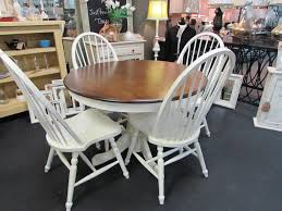 round farmhouse table and chairs farmhouse table and chairs