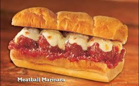 subway meatball sandwich. Exellent Subway Meatball Sub Simmer Recipe  BigOven To Subway Sandwich