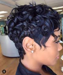 Curly Short Hair Style 12 curly pixie cut for short or medium length hair 8799 by wearticles.com