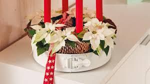 Festlicher Advent Deko Ideen Mit Weihnachtssternen