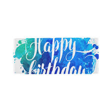 Happy Birthday Business Card Happy Birthday Anniversary Cool Lether Business Card Coin Id