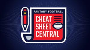 Standard Nfl Team Depth Chart Cheat Sheets 2016 Fantasy Football Cheat Sheets Abc News
