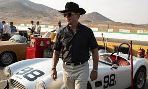 Ford V Ferrari Review Motor Racing Drama Gets Stuck In First Gear Action And Adventure Films The Guardian