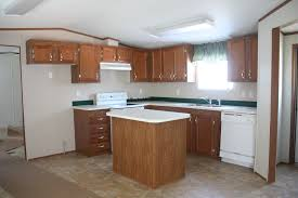 this mobile home kitchen needed major updating and boy did it get it check
