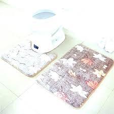 contour bath rug memory foam bathroom mat whole toilet customized anti slip rug floor contour bath