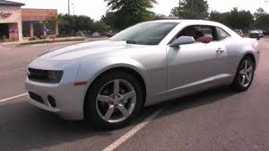 HD] 2010 Chevrolet Camaro 2LT - Test Drive - YouTube