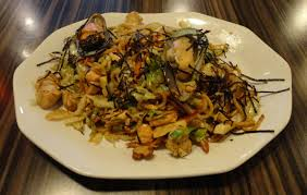 Seafood Yakisoba Watami Japanese Dining ...