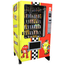 Harley Davidson Vending Machine Classy AMS 48 Combo Vending Machine Sensit 48 Vending Machines VendReady