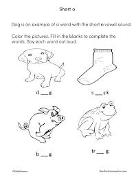 These free short vowel worksheets contain numerous practice exercises to help you learn short vowels. Long A Vowel I Phonics Worksheets The Edumonitor