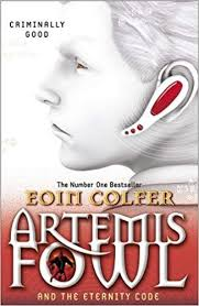 artemis fowl and the eternity code book at low s in india artemis fowl and the eternity code reviews ratings amazon in