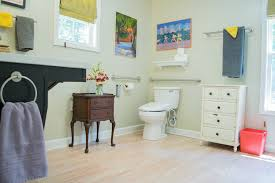 new orleans wheelchair accessible bathroom traditional with black vanity kitchen and bath fixture professionals