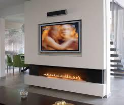 linear gas fireplace. Model : Linear Gas Fireplace E