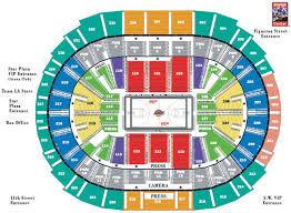 Concert Staples Center Seating Chart Staples Center Seating Chart Concerts Www