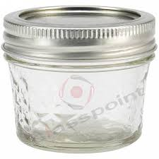 4-oz Quilted Crystal Jelly Jars,Glass Jar For Jelly,Taper Shape ... & 4-OZ Quilted Crystal Jelly Jars, Glass jar for Jelly, Taper shape jars Adamdwight.com