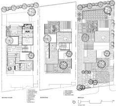 double envelope house plans lovely second floor roof site plans sunset vale house singapore by