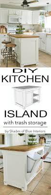 Kitchen Island Diy 17 Best Ideas About Diy Kitchen Island On Pinterest Build