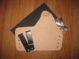 details about iwb kydex leather hybrid holster maker kit mold your own cup