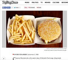 children often recognize the mcdonalds logo before they recognize children often recognize the mcdonalds logo before they recognize their own fast food nation
