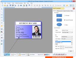 Identification Id Employee Business Badges Maker Program Tool Creator Student