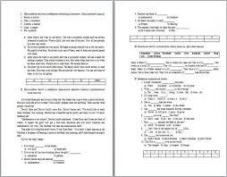 контрольная работа по английскому языку класс  Итоговая контрольная работа по английскому языку 6 класс