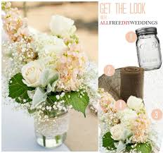 Decorating With Mason Jars And Burlap Lace and Burlap Mason Jar Centerpieces Burlap mason jars Mason 26