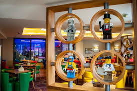 after an exciting day in the park if you don t fancy formal dining well as formal as a lego restaurant can be then there s always the stunning skyline