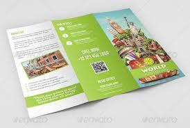 Brochure Design Tourism Travel Tourism Brochures Templates Design