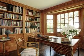 office library furniture. Modren Library Wooden Home Office Library Design Throughout Furniture
