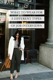 Different Types Of Job Interviews What To Wear For A Job Interview Featuring Sassy Red Lipstick