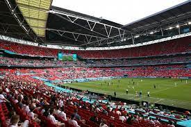 Wembley capacity for Euro 2020 finale ...