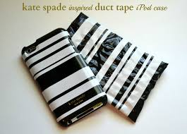 tutorial kate spade inspired ipod case
