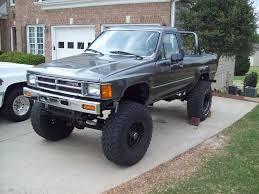1987 4runner build