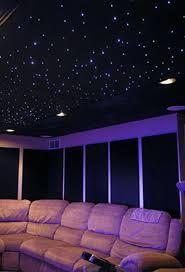 lighting ideas ceiling basement media room. 20 Cool Basement Ceiling Ideas Theatre RoomsHome TheatreFiber Lighting Media Room