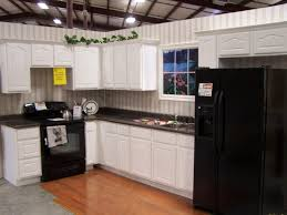 Preassembled Kitchen Cabinets Kitchen Room Antique White Preassembly Cool Features 2017