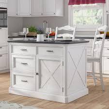 ryles 3 piece kitchen island set with engineered quartz top kitchen island y8 kitchen