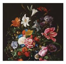 Geliefde Behang Grote Bloemen At Viz63 Agneswamu