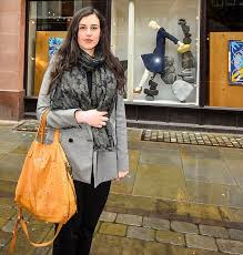saskia murphy 25 visited the hermes in manchester but was told that they