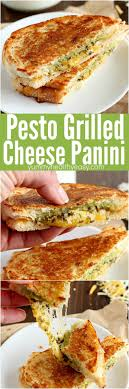 best ideas about grilled cheese sandwiches pesto grilled cheese panini is the easiest and tastiest grilled cheese sandwich pressed two pans