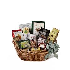 the ftd warmth fort gourmet basket