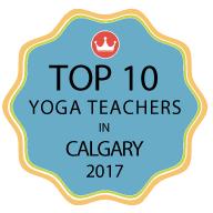 top 10 yoga instructors calgary