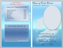 microsoft word 2007 templates free download 73 best printable funeral program templates images on pinterest