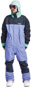 Airblaster Insulated Freedom Ski Snowboard Onepiece Suit L Warbington