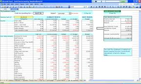 accounting excel template cash accounting accounting excel templates