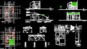 house plan using autocad inspirational hundreds house floor plans