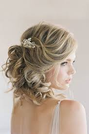 Short Wedding Hairstyles 19 Best 24 Short Wedding Hairstyle Ideas So Good You'd Want To Cut Hair