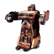 <b>Радиоуправляемый робот-трансформер Jia</b> Qi Thunder God of War
