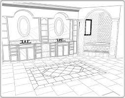 3052x2388 layout1 breathtaking autocad kitchen cabinet blocks