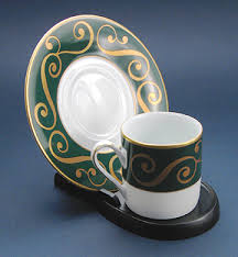 Cup And Saucer Display Stands Best PlateStandcouk Products Dinnerware Display Stands